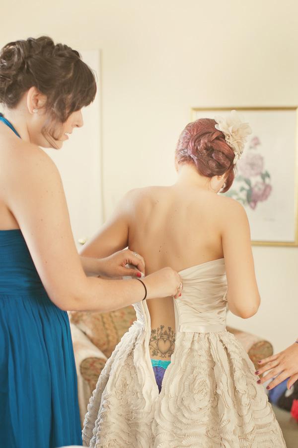 Amsale Dahlia Wedding Dress